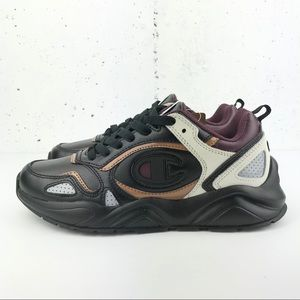 Champion NXT Sneakers Black/Purple Size 7